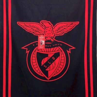 Toalha Benfica Preta