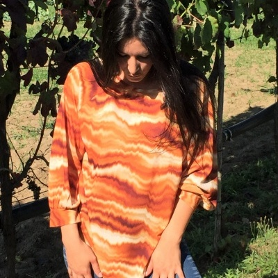 TUNICA MALHA  ISA