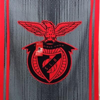 Toalha Benfica Cinza