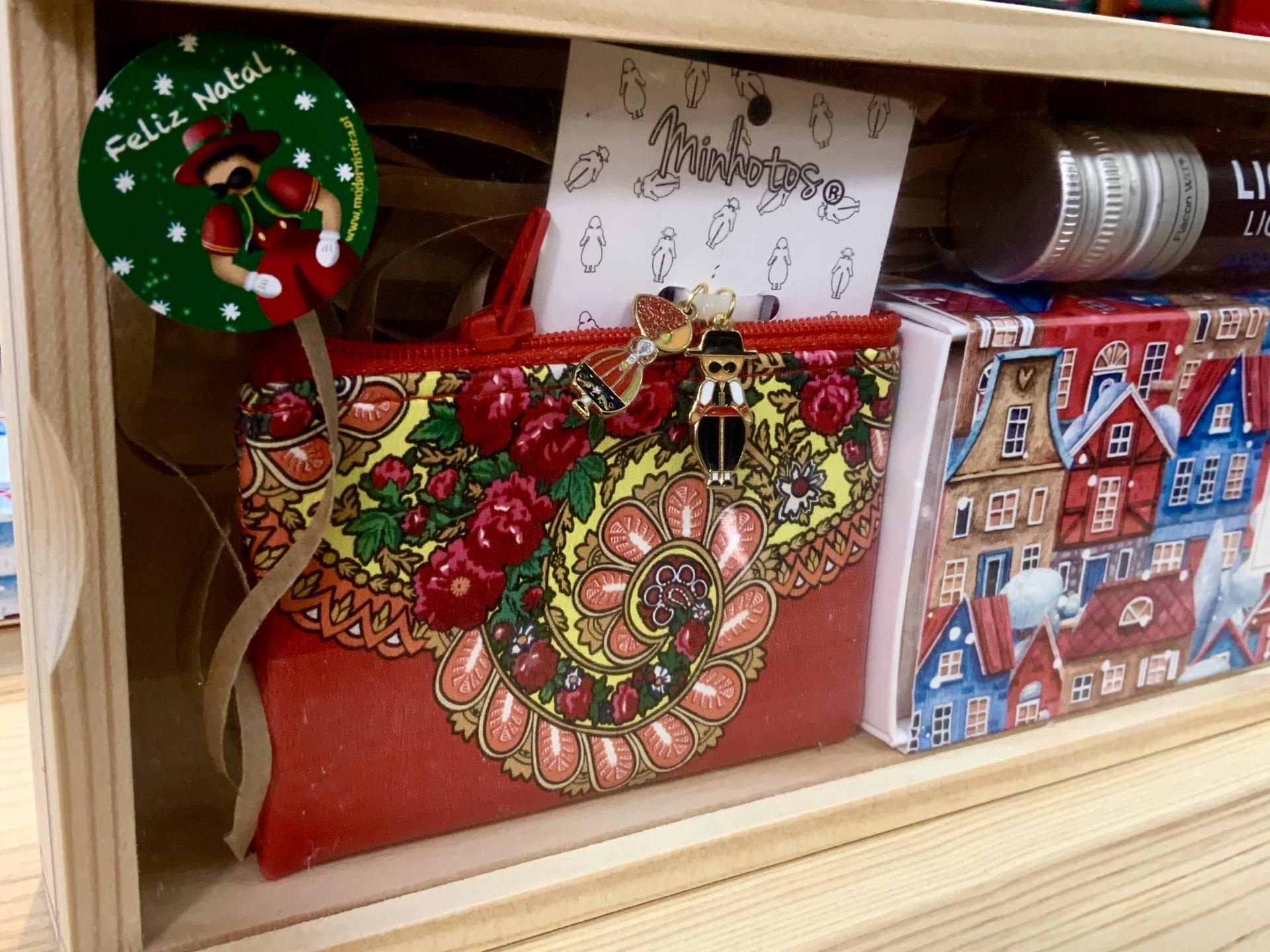 Cabaz de Natal Caixa fina