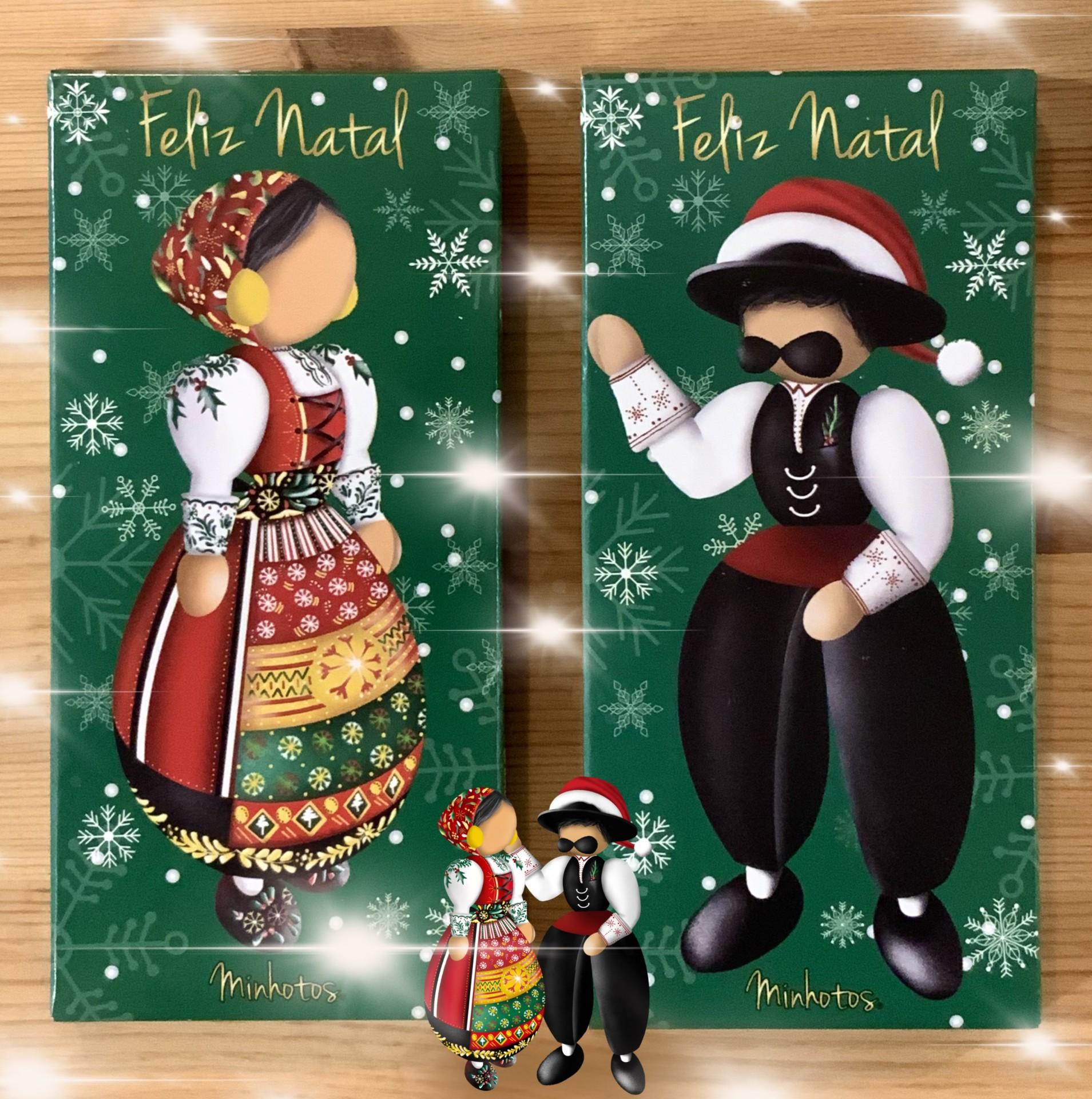 Tabletes de Natal Minhotos