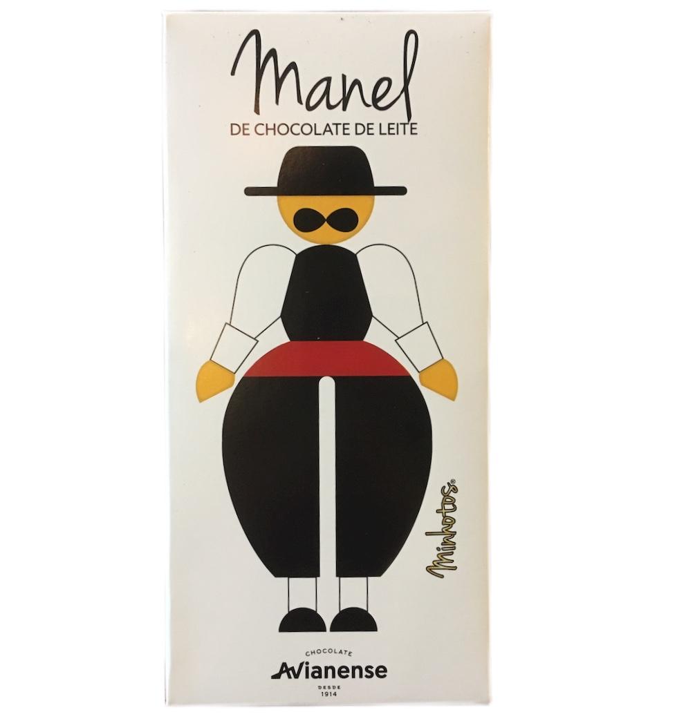 Maria e Manel de Chocolate