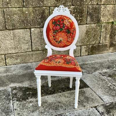 Cadeira Lenço de Viana