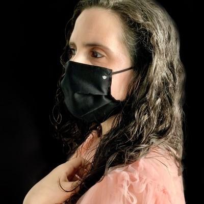 Portuguese mask 100% Algodão Certificada