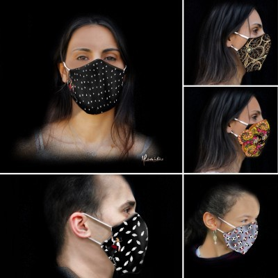 Máscara Minhotos - Certificado CITEVE