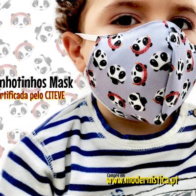 Máscara Criança Certificada