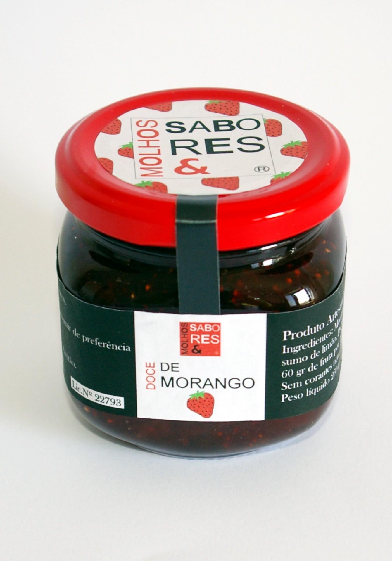Doce de Morango