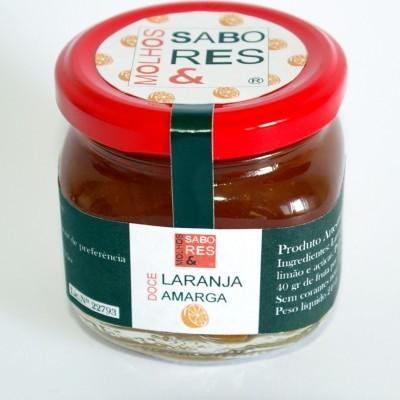 Doce de Laranja Amarga ( English Marmelade)