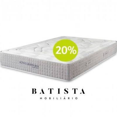 Colchão Active Grafen Box BestBed