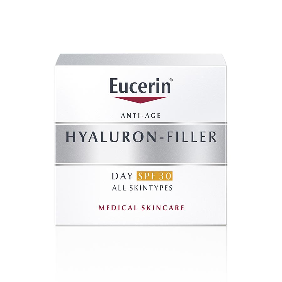 EUCERIN Hyaluron-Filler Dia FPS 30   50ml