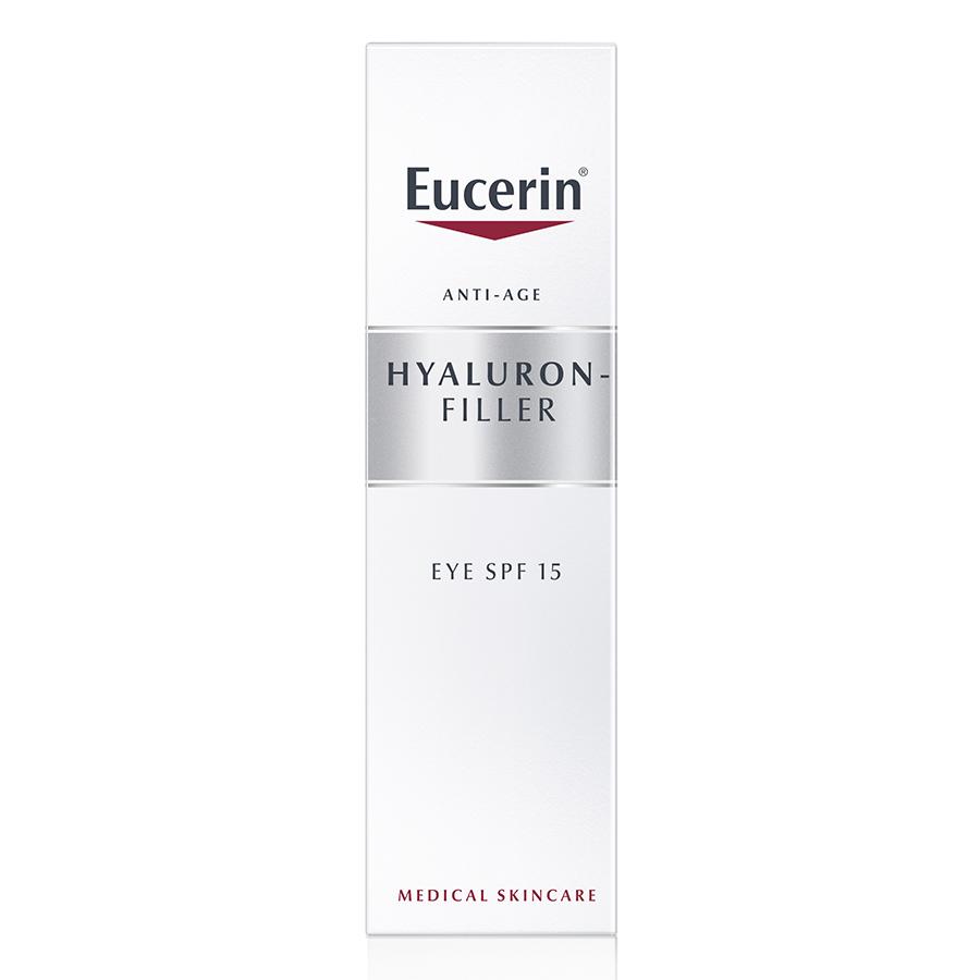 EUCERIN Hyaluron-Filler Contorno de Olhos | 15ml