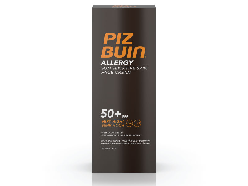 PIZ BUIN ALLERGY CREME ROSTO FPS 50 | 50ml