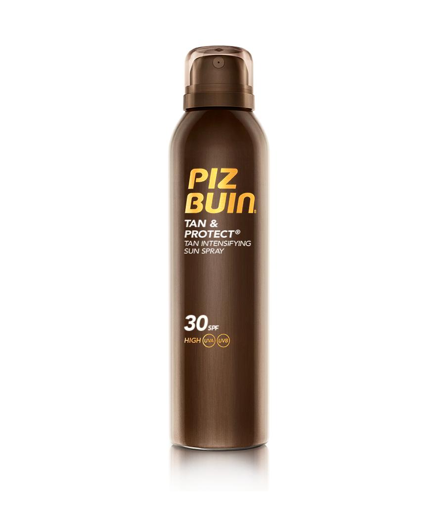 PIZ BUIN TAN & PROTECT Spray Solar Intensificador de Bronzeado FPS 30 | 150ml