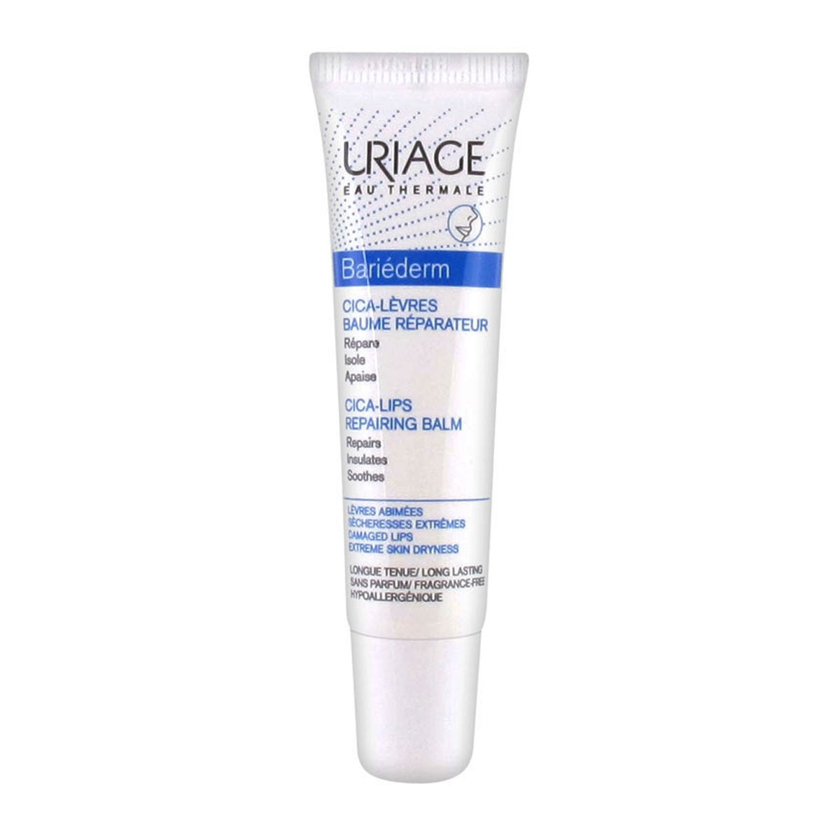 URIAGE BARIEDERM CICA LABIAL 15ml