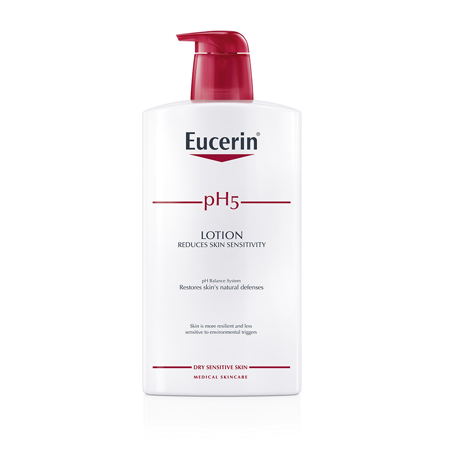 EUCERIN pH5 - Loção   1L