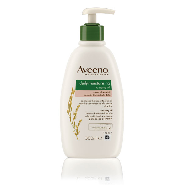 AVEENO DAILY MOISTURISING Creamy Oil | 300ml