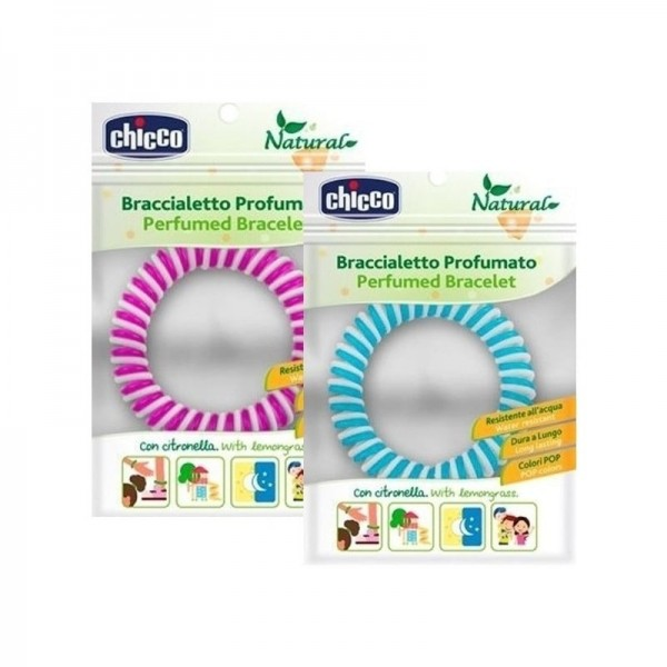 CHICCO NATURAL PULSEIRA PERFUMADA