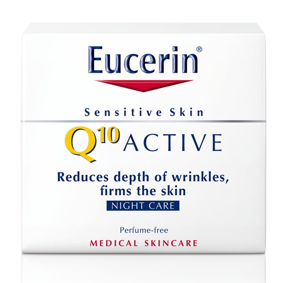 EUCERIN Creme Anti-Rugas Q10 Noite | 50ml