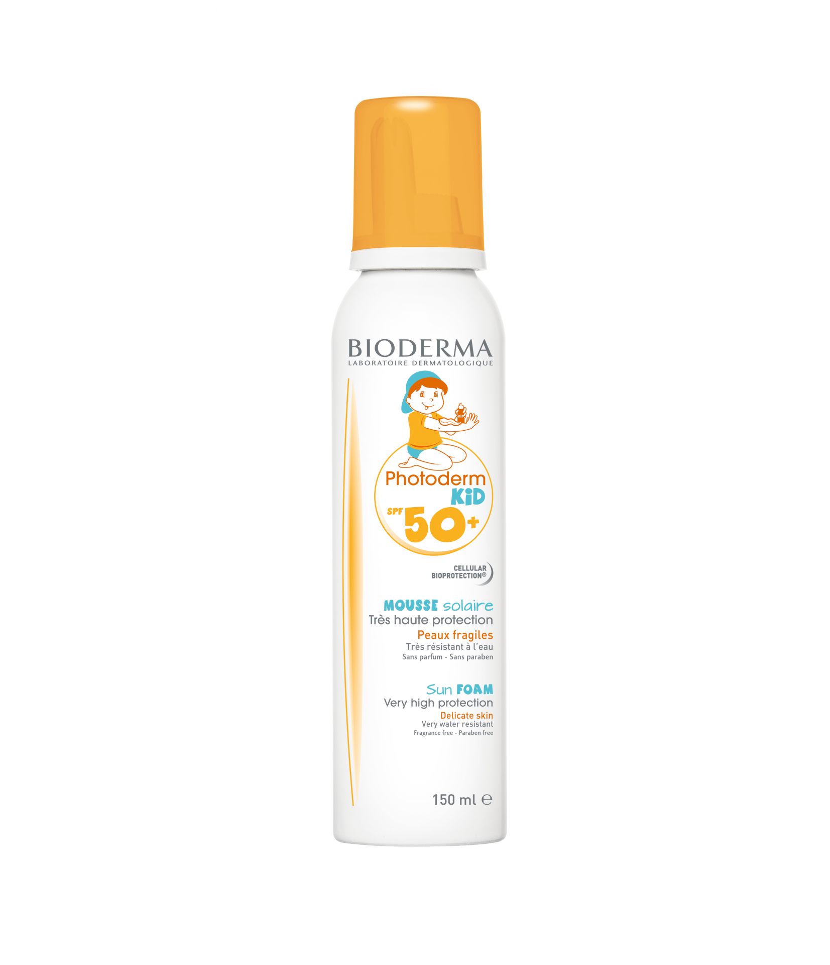 BIODERMA PHOTODERM KID SPF50+ MOUSE 150ml