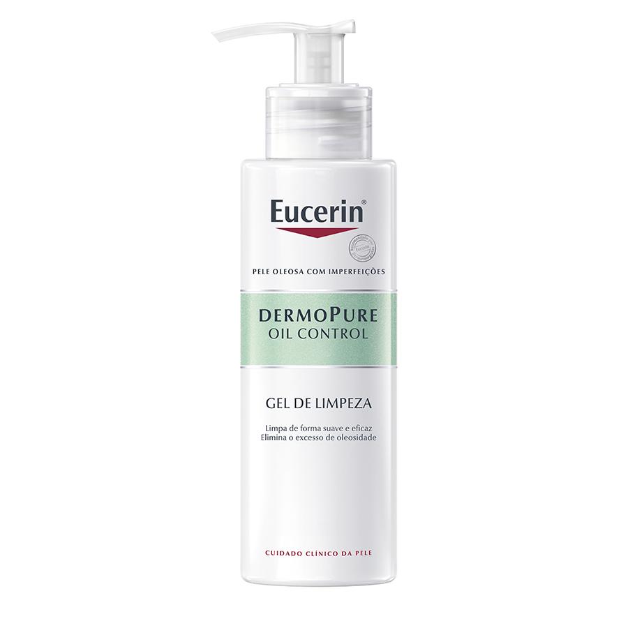 EUCERIN DermoPure Oil Control Gel Limpeza | 200ml
