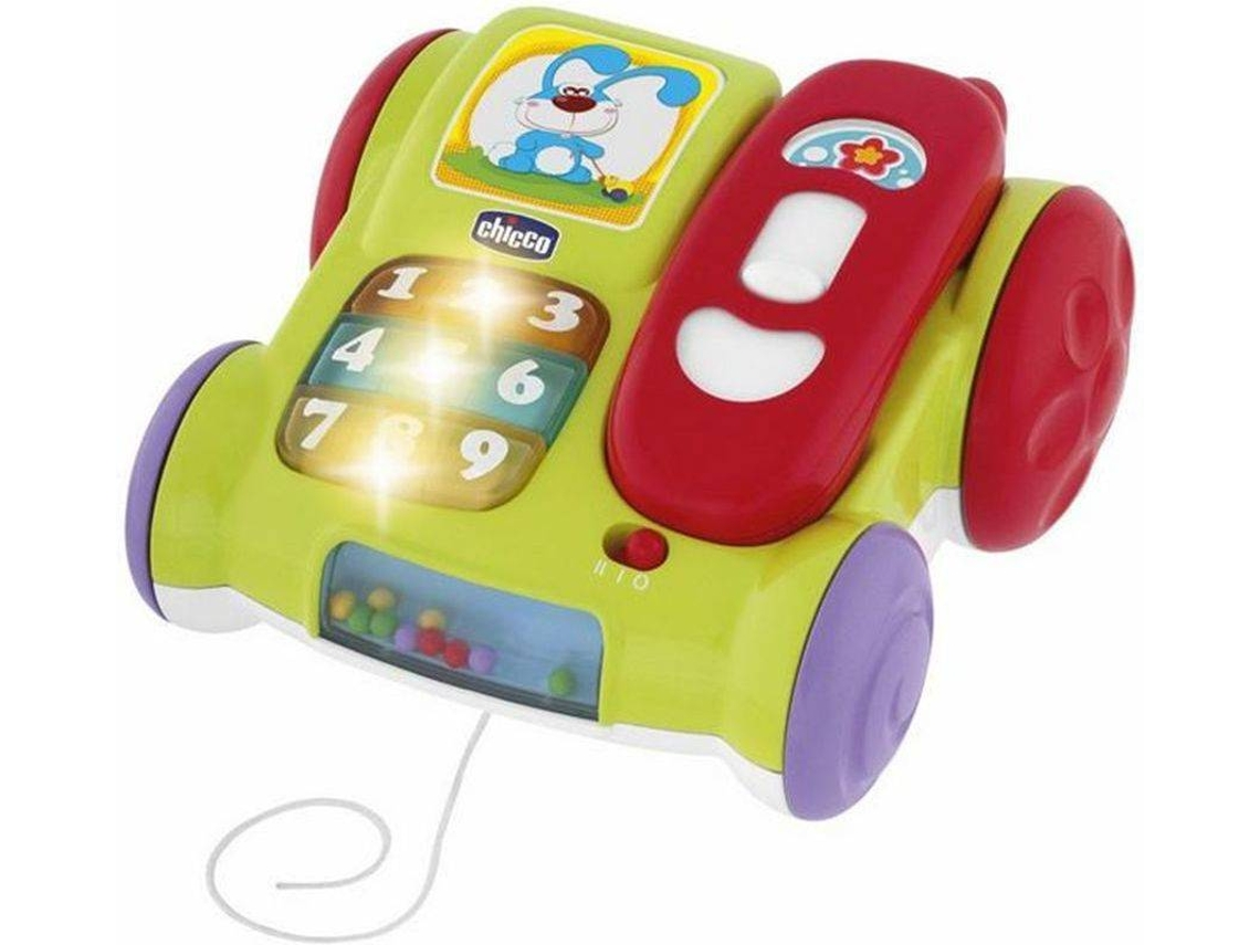 CHICCO TELEFONE MUSICAL 6M+