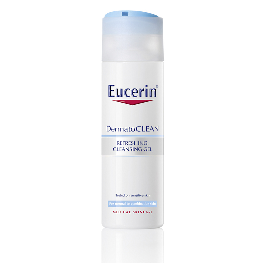 EUCERIN DermatoCLEAN [Hyaluron] Gel de Limpeza | 200ml