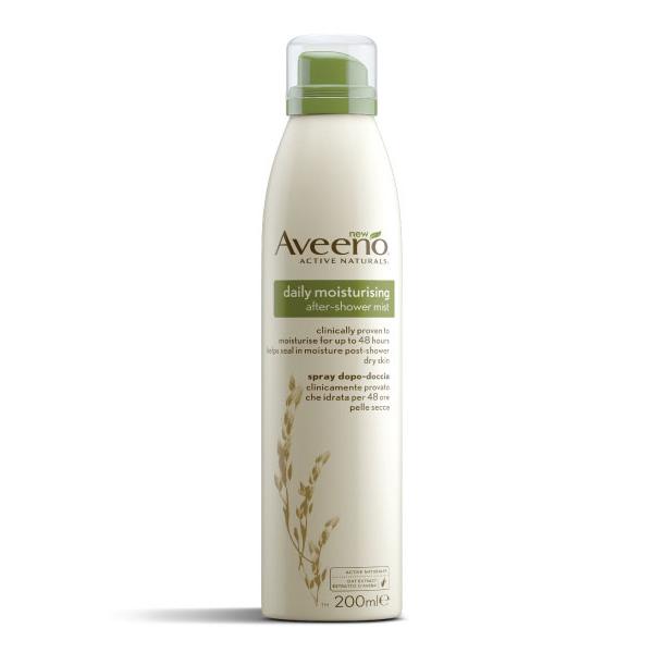 AVEENO DAILY MOISTURISING Spray Hidratante Pós-Duche | 200ml