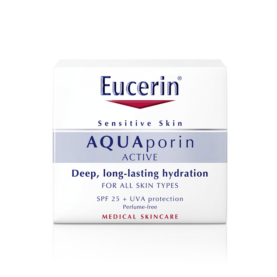 EUCERIN AQUAporin Active UVA FPS 25 | 50ml