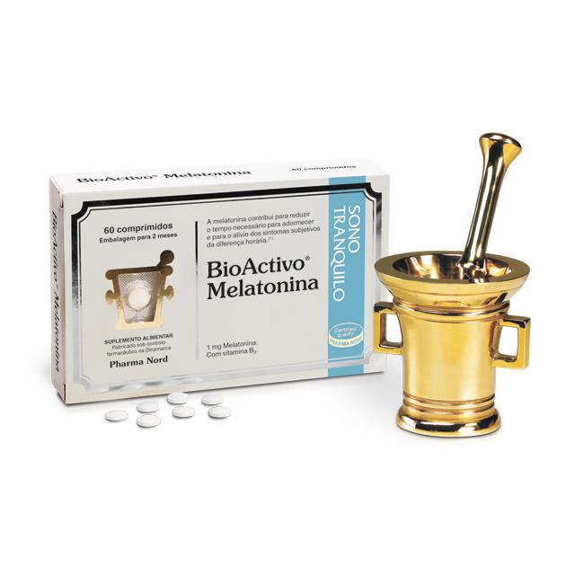 BioActivo Melatonina | 60 comp.