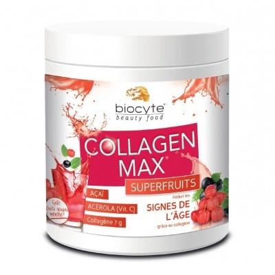 BIOCYTE COLLAGEN MAX | SUPER FRUTA
