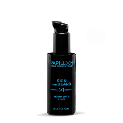 PAPILLON SERUM SKIN AND BEARD SPF 15