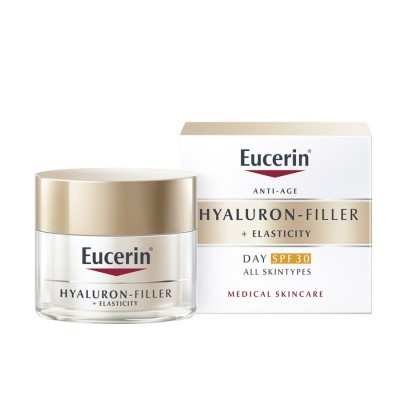 EUCERIN Hyaluron-Filler + Elasticity Dia FPS30 | 50ml