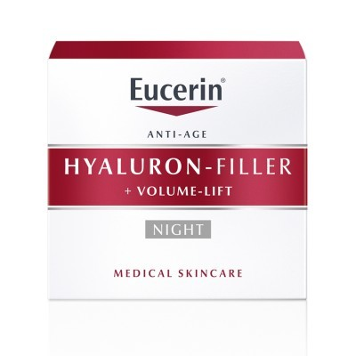 EUCERIN Hyaluron-Filler + Volume-Lift Noite | 50ml