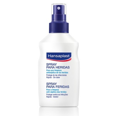 HANSAPLAST Spray para Feridas | 100ml