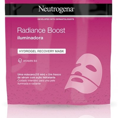 NEUTROGENA RADIANCE BOOST MASCARA HYDROGEL
