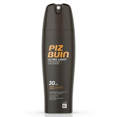 PIZ BUIN ULTRA LIGHT Spray Solar Hidratante FPS 30 | 200ml