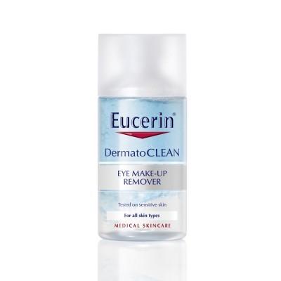 EUCERIN DermatoCLEAN [Hyaluron] Desmaquilhante de Olhos | 125ml