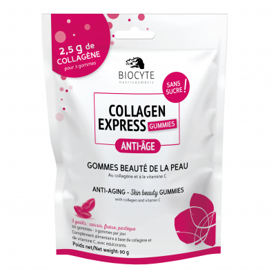 BIOCYTE COLLAGEN EXPRESS GOMAS ANTI-AGE