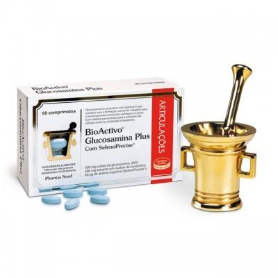 BioActivo Glucosamina Plus | 60 comp.