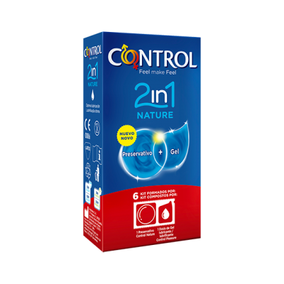 CONTROL NATURE 2 IN 1