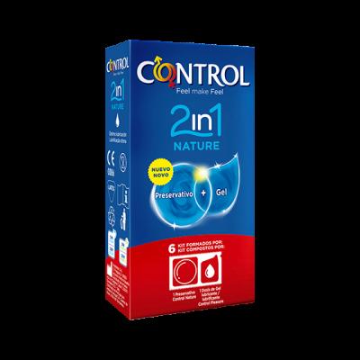 CONTROL NATURE 2 IN 1
