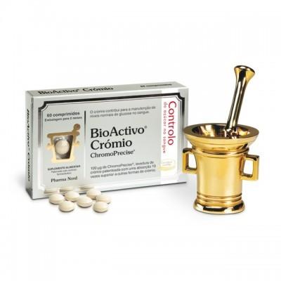 BioActivo Crómio | 60 comp.