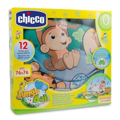 CHICCO TAPETE MUSICA FLORESTA 0M+