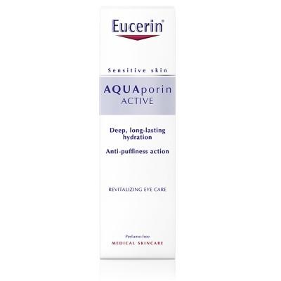 EUCERIN AQUAporin Active Contorno de Olhos | 15ml