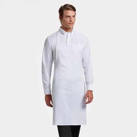 Avental comprido 80% poliéster 20% algodão, 190 g/m²