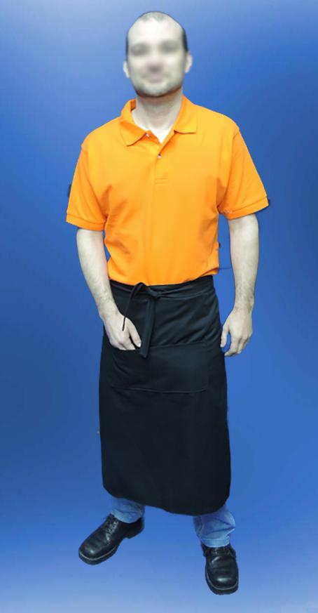 Avental Sarja 190 grs 65% Poliester 35% Algodão