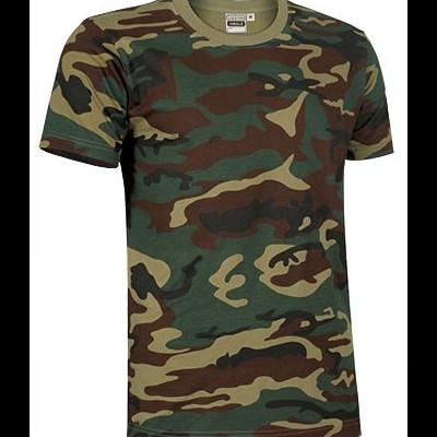 T-shirt Camuflado