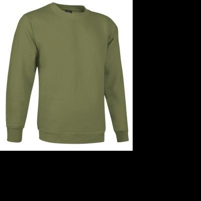Sweatshirt malha 295grs 50% Poliéster 50% Algodão