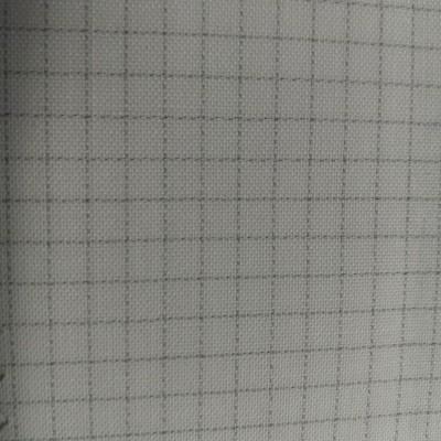 Bata ESD Anti-estática130 Grs 64% Poliester 34% Algodão 2% Carbono