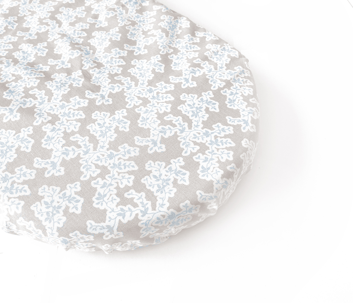Fitted Sheet - Pearl Garden